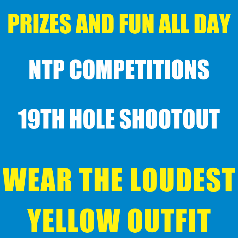 PRIZES AND FUN ALL DAY