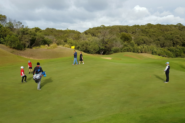 Junior Golf on the Rise