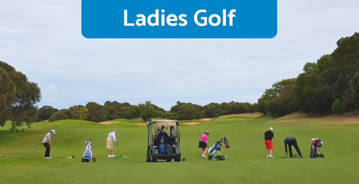 Ladies Golf