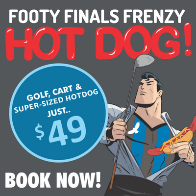 FOOTY FRENZYIS BACK!