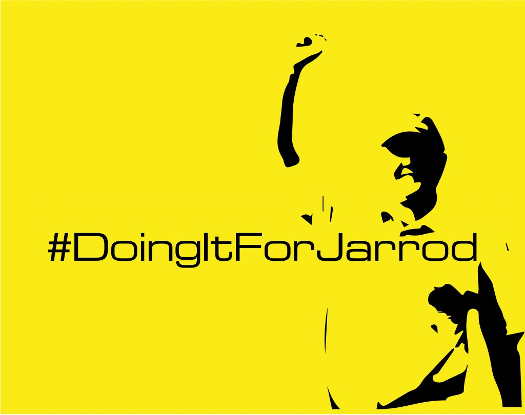 #DoingItForJarrod images